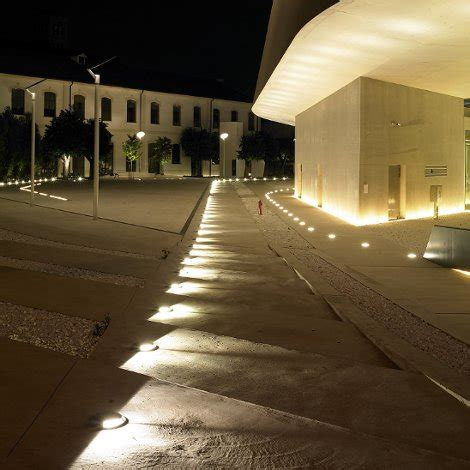 in ground recessed lighting drive led in ground luminaires 183 bega