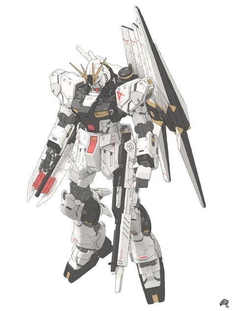 Bb387 Rx 93 V Gundam rx 93 v gundam by mousanjiq on deviantart