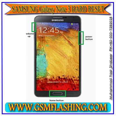 format factory note 3 samsung galaxy note 3 n9005 hard reset and master format