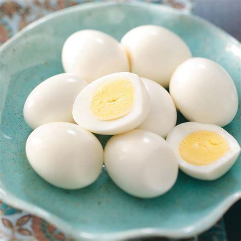 hard boiled eggs recipe taste of home