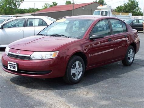 how can i learn about cars 2004 saturn l series free book repair manuals 2004 saturn ion 2 2 4 cyl details keokuk ia 52632