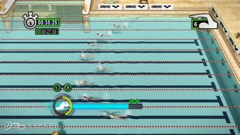 doodle pool ps3 summer challenge athletics tournament jeu playstation 3