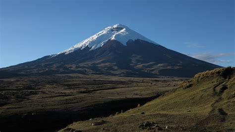 imagenes satelitales volcan cotopaxi volc 225 n cotopaxi megaconstrucciones extreme engineering