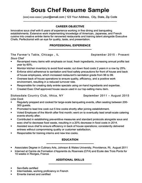 sle executive chef resume downloadable chef resume sles writing tips rc