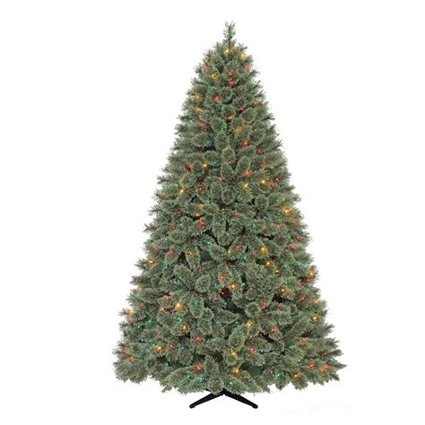 7 5 cashmere spruce christmas tree plush and soft from kmart