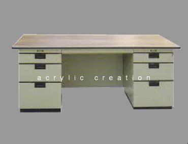 Acrylic Meja pusat acrylic meja kantor