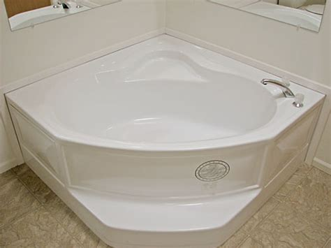 Mobile Homes Bathtubs by Corner Garden Tub For Cheap Useful Reviews Of Shower