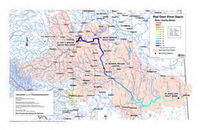 maps of the deer river watershed rdrwa