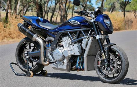 Bmw V8 Motorrad by Pgm V8 Australiens Achtzylinder Motorrad Autorevue At