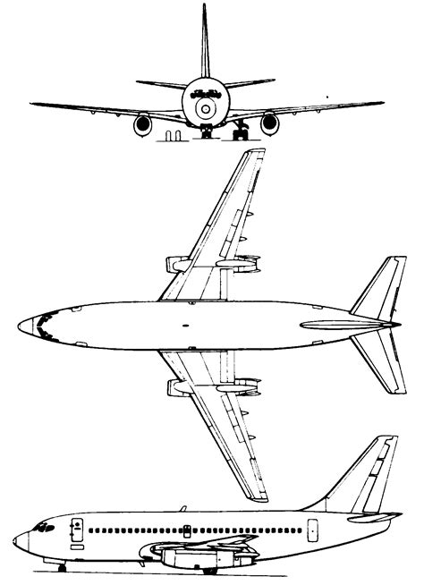 boeing 737 300 plan si鑒es boeing 737 200 boeing 737 200 aviation