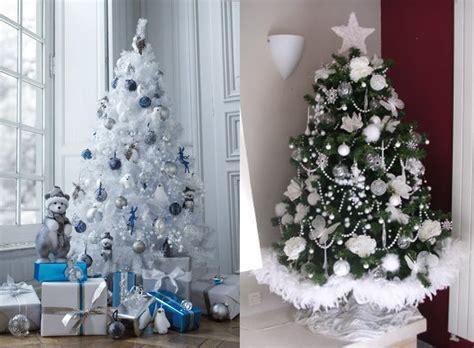 agréable Sapin De Noel Decoration Blanc #1: sapin-noel-tout-blanc-traditionnel.png
