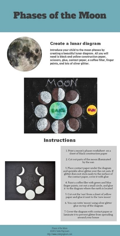 edu science moon phase light 17 best images about kids on pinterest use of quotation