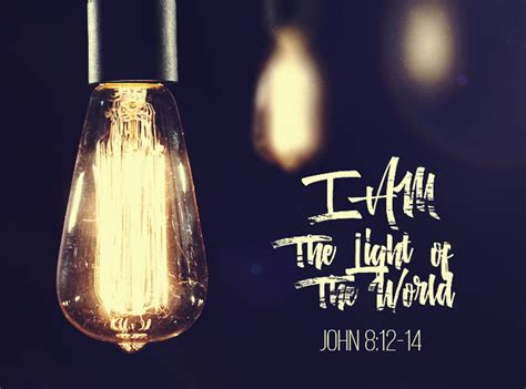 I Am The Light Of The World by Calvarywestlake I Am The Light Of The World 8 12 14