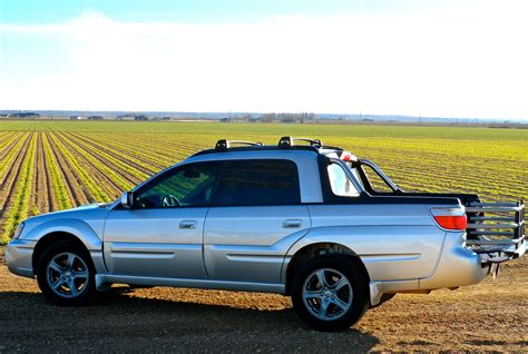 subaru truck 2006 subaru baja turbo awd pickup by stu wright northern