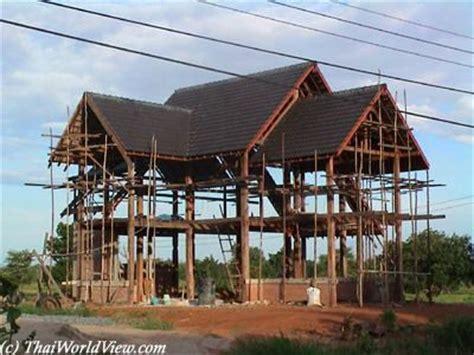 Thai Architecture ???????????????????????: A little bit