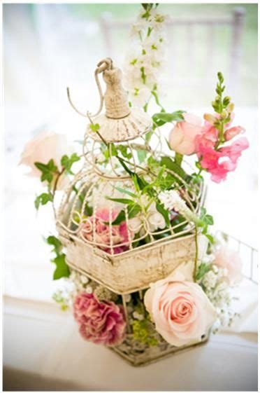 birdcage centerpieces high tea inspiration pinterest