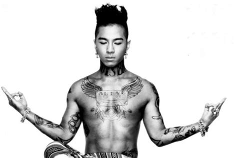 taeyang tattoos taeyang meditation tattoos meditation