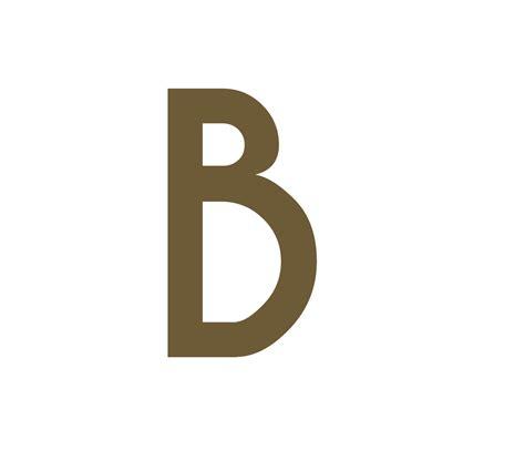 Aufkleber Buchstaben Gold by Muelltonnen Aufkleber Buchstabe Grossgeschrieben B Gold