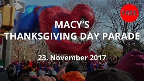 wann ist thanksgiving day events in new york november 2017 edition volatour