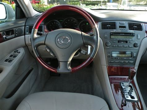 how does cars work 2003 lexus is interior lighting 2003 lexus es 300 information and photos momentcar