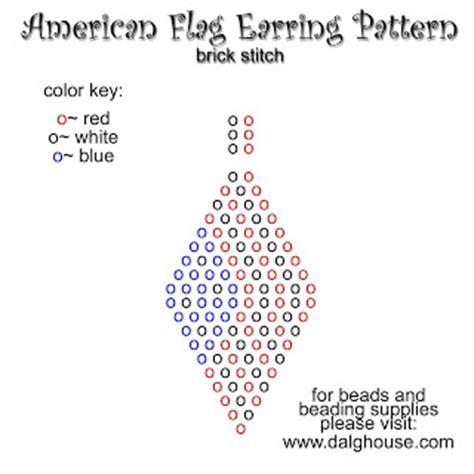 beading daily free peyote patterns peyote bead pattern free patterns