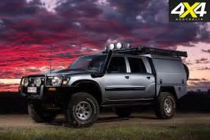 Nissan Dual Cab Ute Rv Creations Dual Cab Nissan Gu Patrol Custom 4x4 4x4