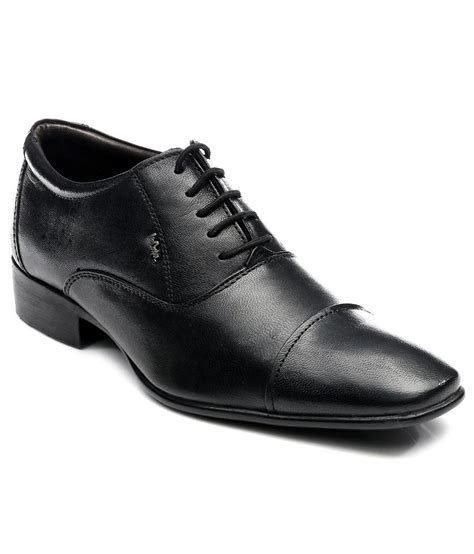 buy oxford shoes buy cooper black oxford shoes for snapdeal