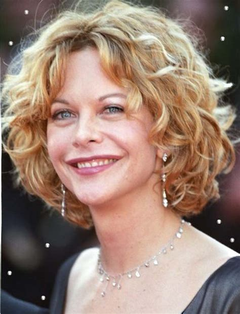 meg ryan long curly hairstyles short curly perms for women over 50 short hairstyle 2013