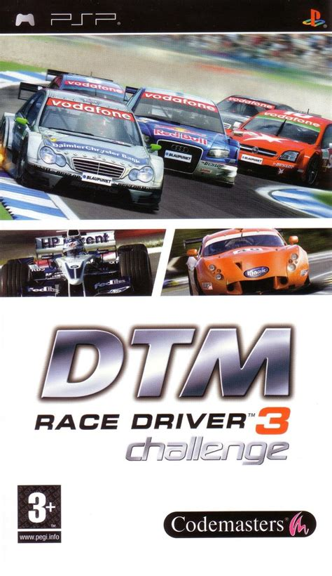 driver challenge toca race driver 3 challenge for psp 2007 mobygames