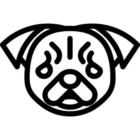 pug icon pug free animals icons