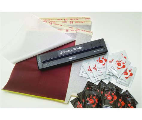 tattoo stencil printer s8 stencil printer usb kit