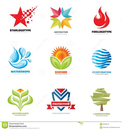 logo design elements vector free collection of vector logo design protection vector