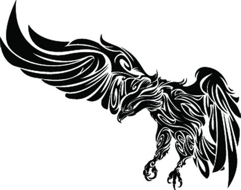 eagle tattoo tribal art tribal eagle tattoo design busbones