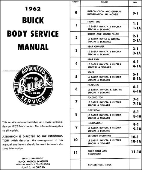 auto manual repair 1962 buick special user handbook service manual auto repair manual online 1962 buick special engine control 1962 buick