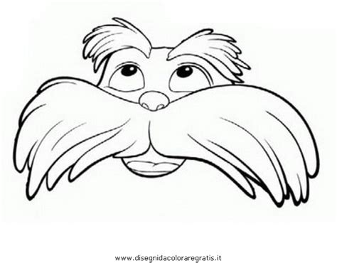 lorax mustache template search results for the lorax mustache printable template
