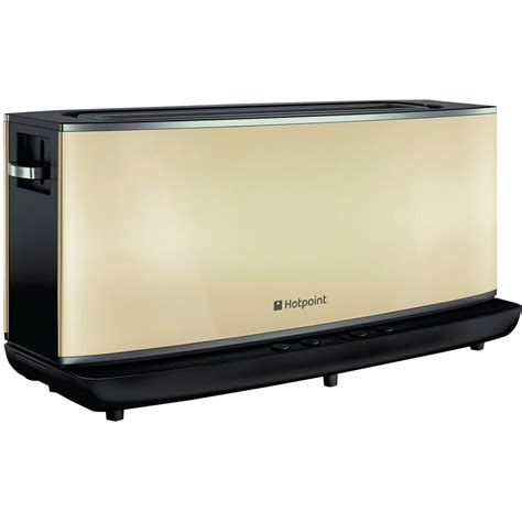 Top Of The Line Toaster Hotpoint Hd Line Tt 12e Ac0 Toaster Hotpoint Uk