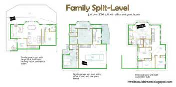 4 Level Split House by If Walls Could Dream Family Split Level
