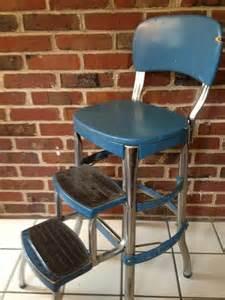 vintage cosco step stool saltshed