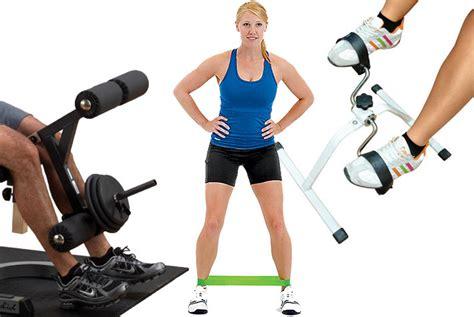 esercizi per le gambe a casa attrezzi fitness per allenare gambe e glutei in casa