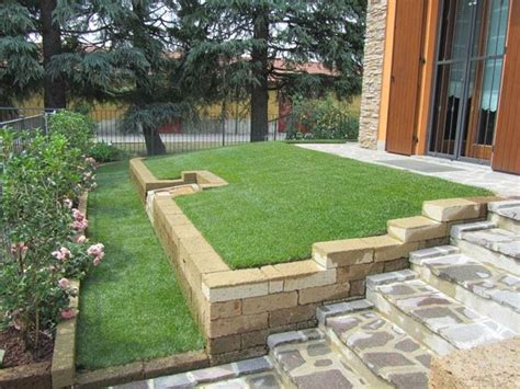 muretti prefabbricati per giardino pprogettare un giardino arredo giardino