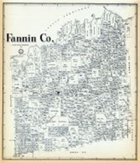 fannin county texas map fannin county 1892 atlas fannin county 1892 texas historical map