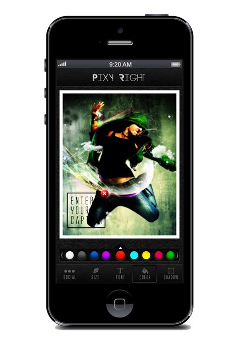 mobile photo edit photo editor social mobile ui