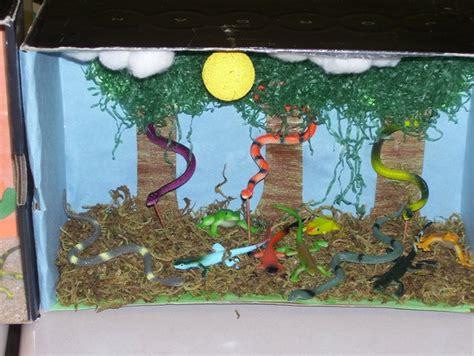 printable giraffe diorama habitat project teaching science class pinterest