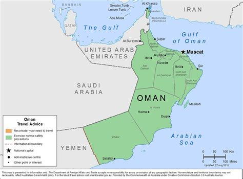 map uae and oman the facts my reading journal