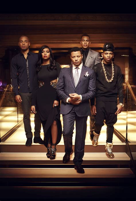 Fox To Premiere Empire S Season 2 On Sept 23 Blackfilm Cast Of The With The