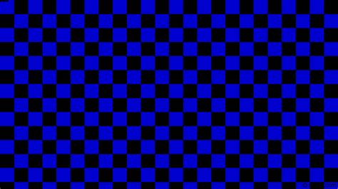 The Black And Blue L by Top Checkerboard Wallpaper Wallpapers