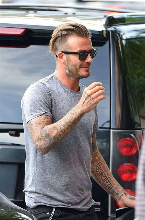 tattoo david beckham zij betekenis page 4 all of david beckham s 51 tattoos and their meanings