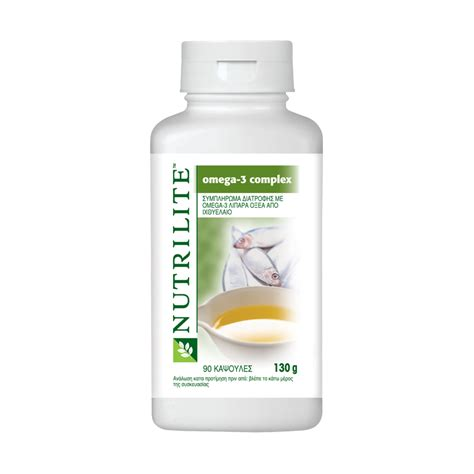 Suplemen Nutrilite nutrilite omega 3 complex home