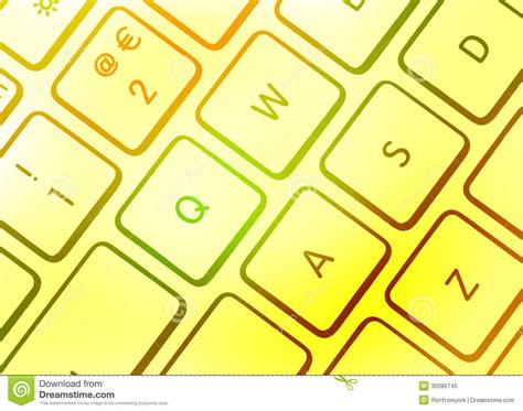 pattern for up pcs colorful keyboard royalty free stock photo image 30386745