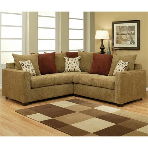 2pc sectional sofa 15 best of small 2 piece sectional sofas